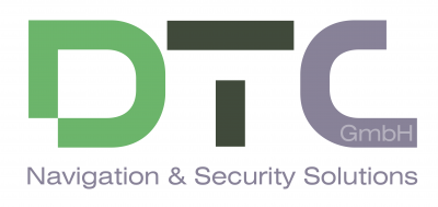 DTC GmbH Navigation & Security Solutions Logo