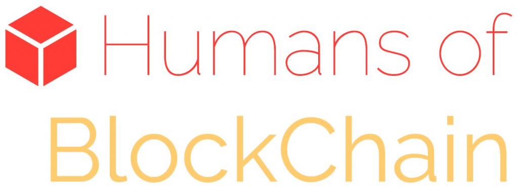 Humans of Blockchain Logo