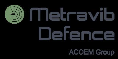 METRAVIB DEFENCE Logo