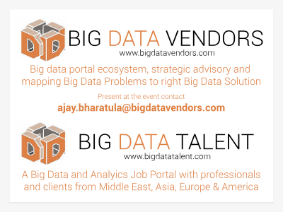 BIG DATA VENDORS