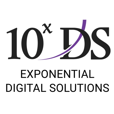 Exponential Digital Solutions (10xDS) Logo