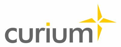 Curium Data Systems Logo