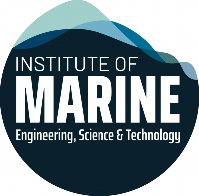 The Institute of Marine Engineering, Science & Technology (IMarEST ) Logo
