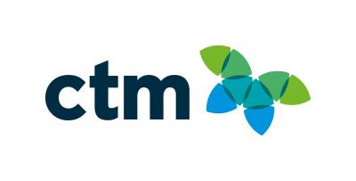 Corporate Travel Management (CTM) Logo