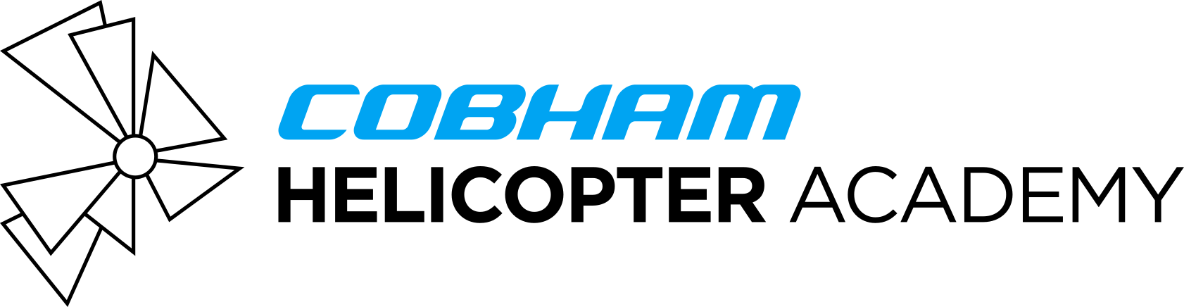 Cobham Helicopter Academy Logo