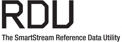 The SmartStream Reference Data Utility (RDU) Logo