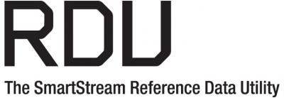 The SmartStream Reference Data Utility (RDU) Logo