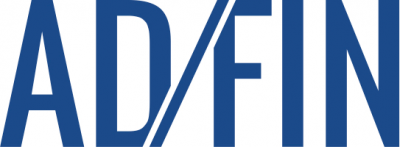 AD/FIN Logo