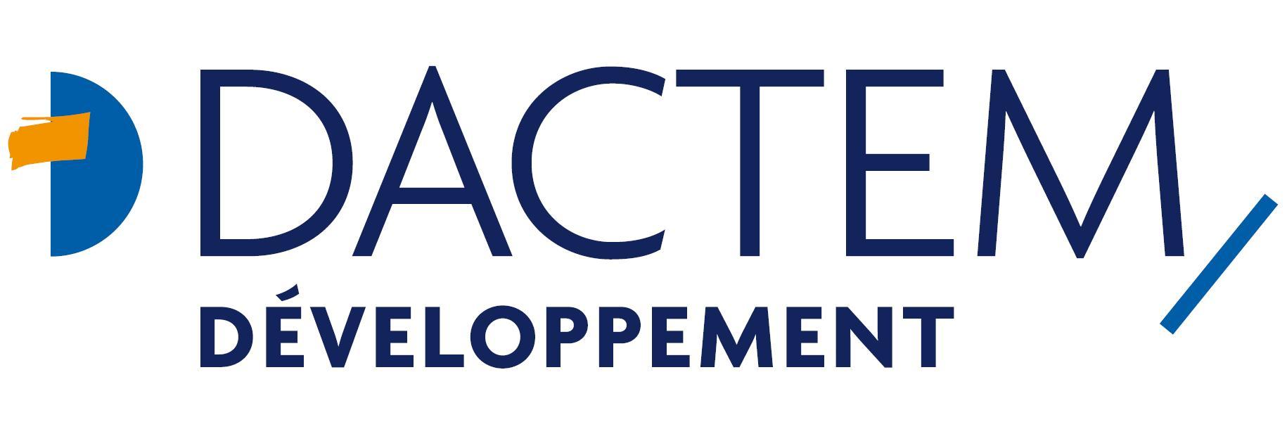 Dactem Developpement Logo