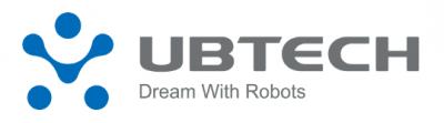 UBTECH Robotics Logo