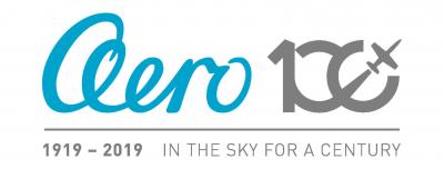 AERO Vodochody AEROSPACE Logo