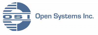 Open Systems Inc. Logo