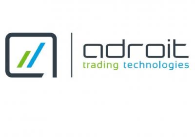 Adroit Trading Technologies Logo