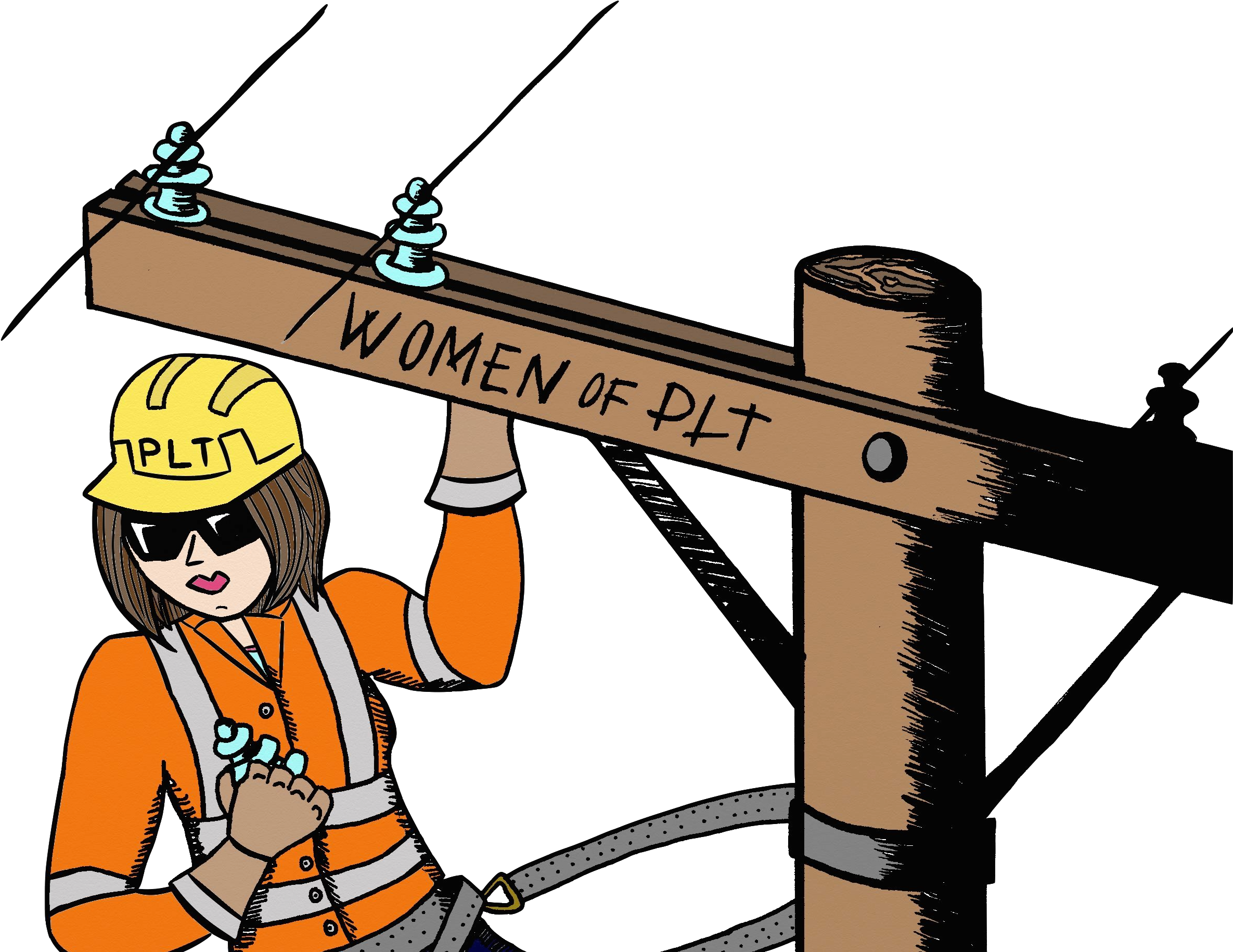 Women of Powerline Technicians