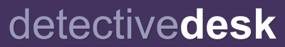 Detective Desk Logo