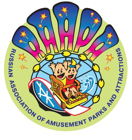 Russian Association of Amusement Parks and Attractions (RAAPA) Logo