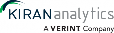 Kiran Analytics, a Verint Company Logo