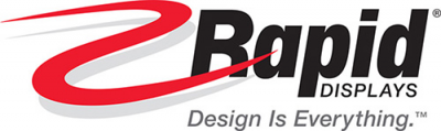 Rapid Displays Logo