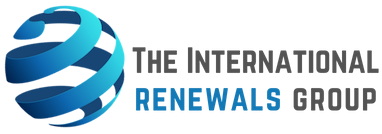 The International Renewals Group Logo