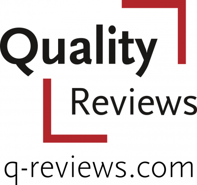 Quality Reviews Logo