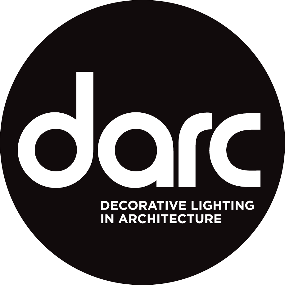 darc magazine - decorative lighting in architecture