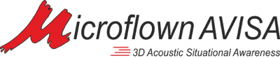 Microflown AVISA Logo
