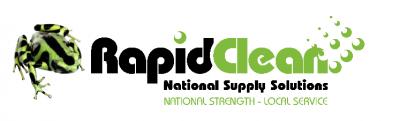 RapidClean Logo