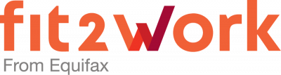 fit2work from Equifax Logo
