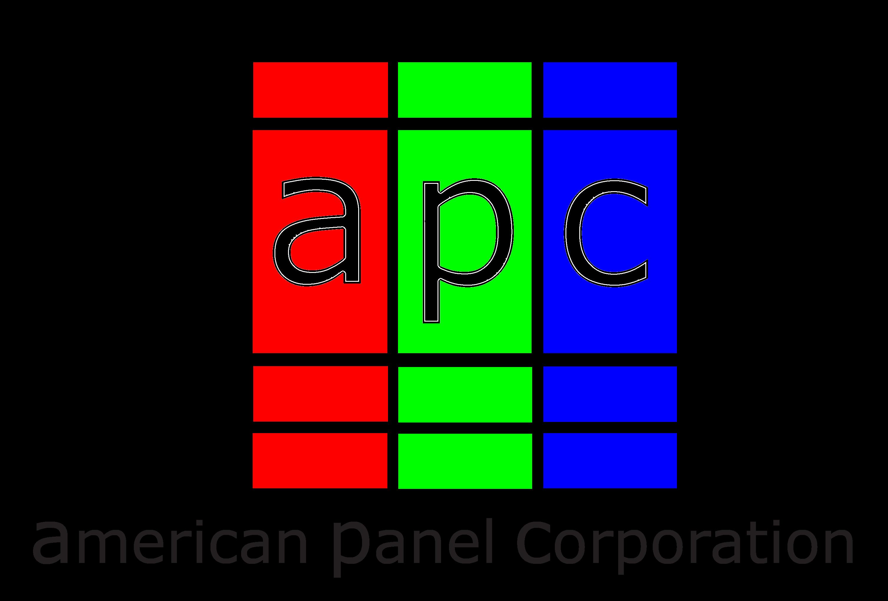 American Panel Corporation Logo