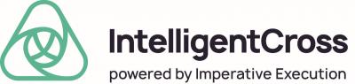 Intelligent cross Logo