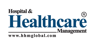 Hospital and Healthcare Management Logo