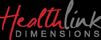 HealthLink Dimensions Logo