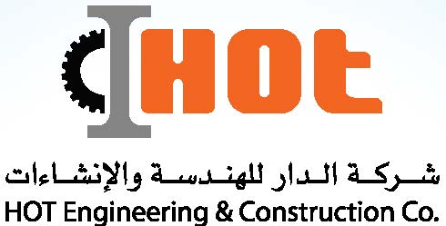 HOT Engineering & Construction Co. KSCC (HOTECC) Logo