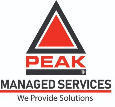 PEAK Managed Services Logo