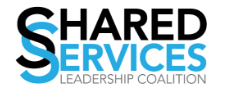 Shared Services Leadership Coalition Logo