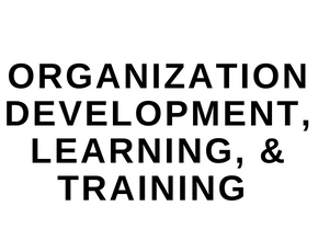 Organization Development, Learning and Training LinkedIn Group