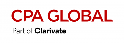 CPA Global | Part of Clarivate Logo