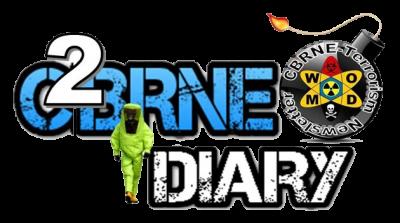 C2BRNE Diary Logo