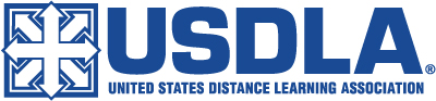 United States Distance Learning Association Logo