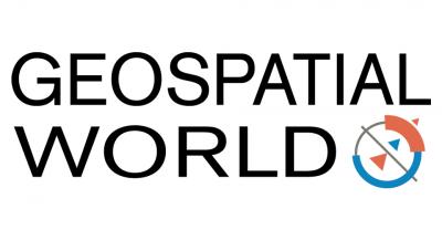 Geospatial World Logo
