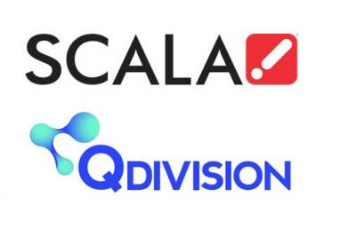 SCALA and QDivision
