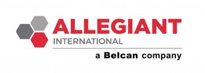 Allegiant (a Belcan company) Logo