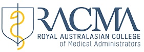The Royal Australasian College of Medical Administrators Logo