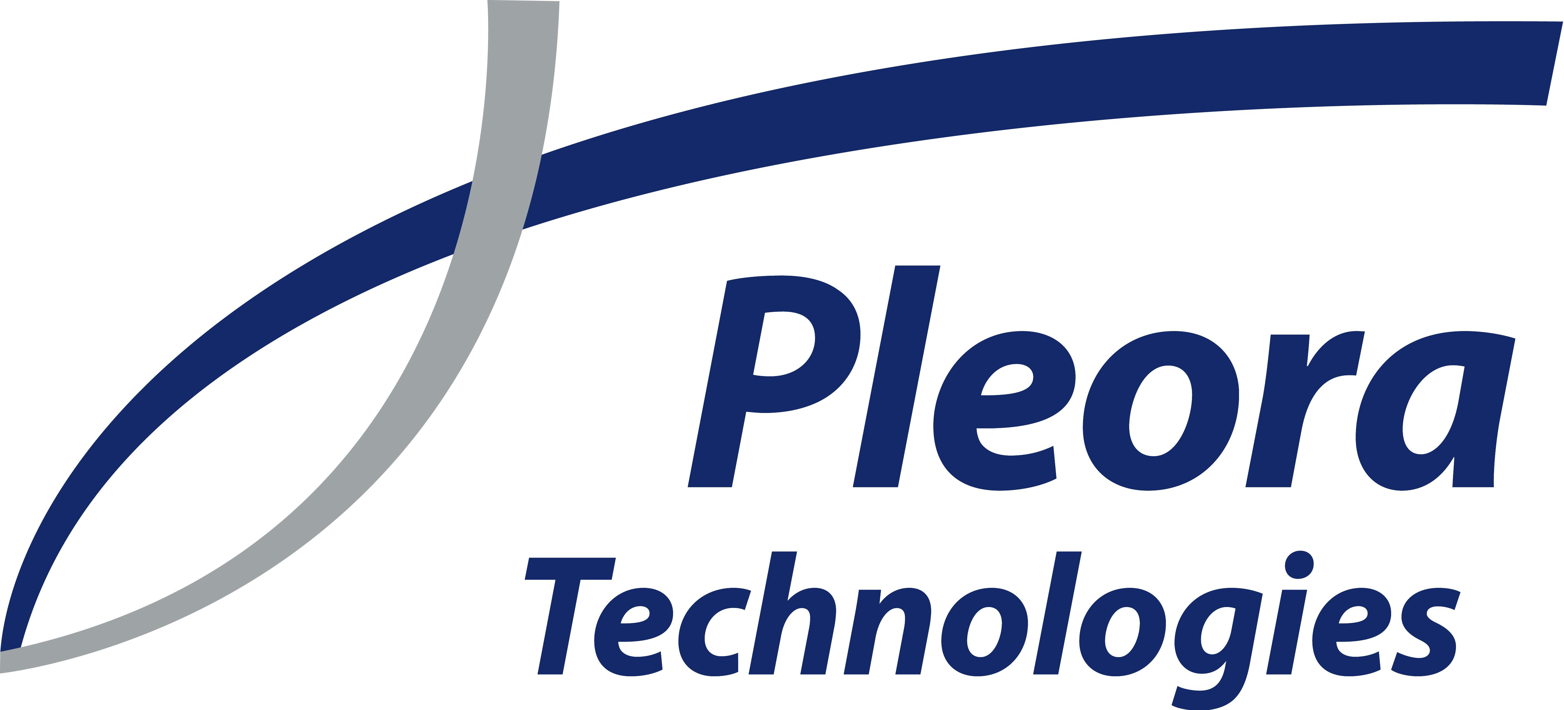 Pleora Logo