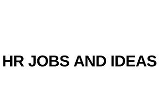 HR Jobs and Ideas
