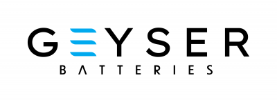 Geyser Batteries Logo