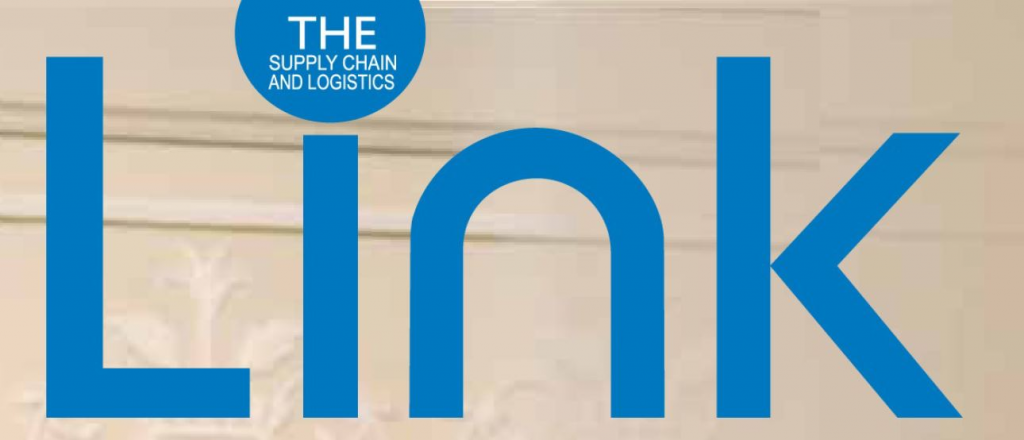 Link Magazine - Supply Chain and Logistics Group