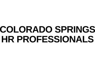 Colorado Springs HR Professionals
