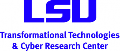 LSU - Transformational Technologies & Cyber Research Center Logo