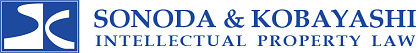 Sonoda & Kobayashi IP Law
